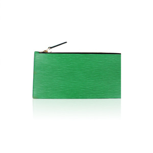 [Rinashua] Eppy Mini Clutch (Green)