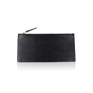 [Rinashua] Eppy Mini Clutch (Black)